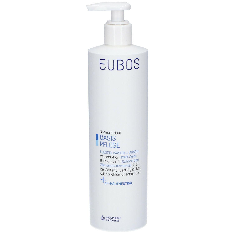 EUBOS® Flüssig blau mit Dosierspender Parfüm-frei