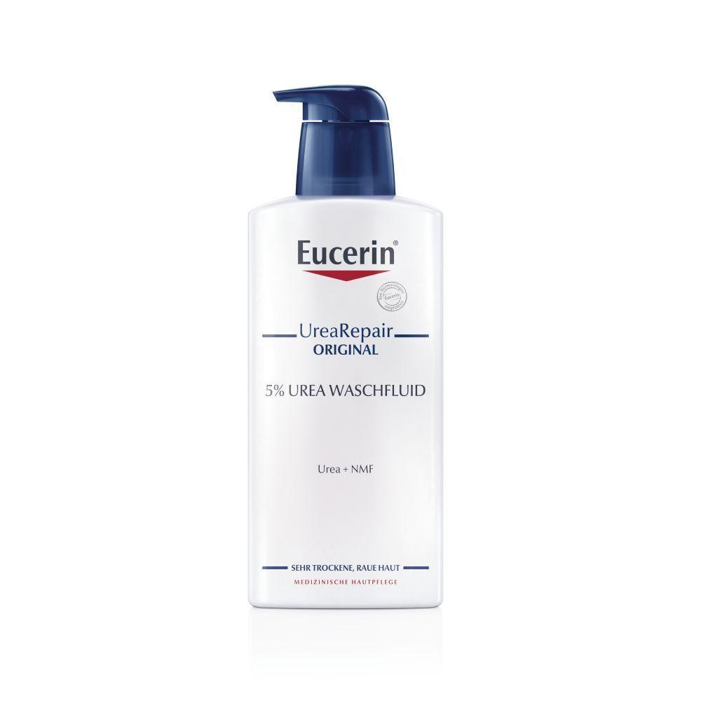 Eucerin UreaRepair Original Waschfluid 5% + 100 ml Eucerin® ph5 Duschöl GRATIS