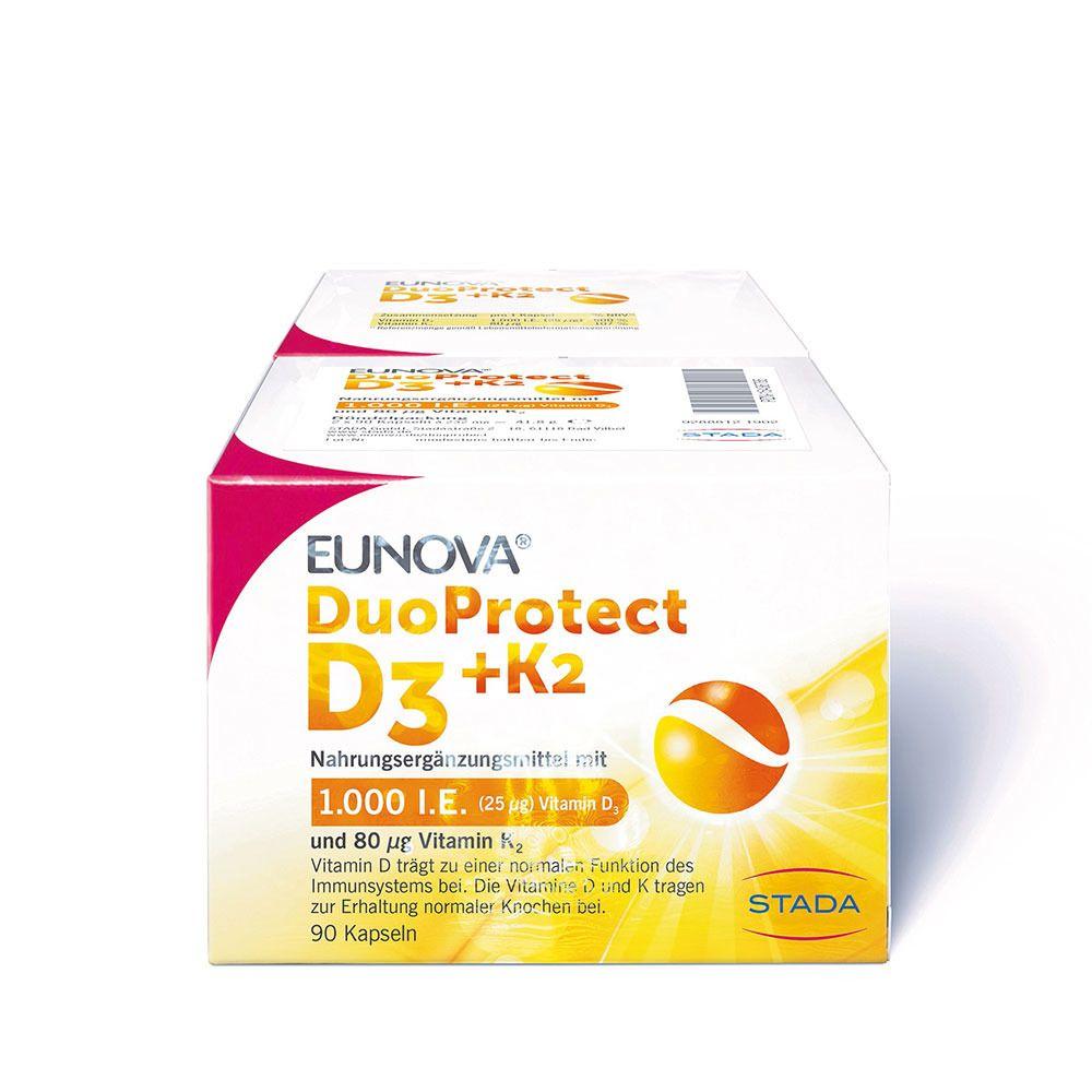 EUNOVA® DuoProtect D3 + K2