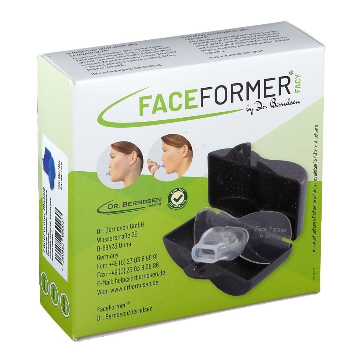 Face Former Atmungstraining