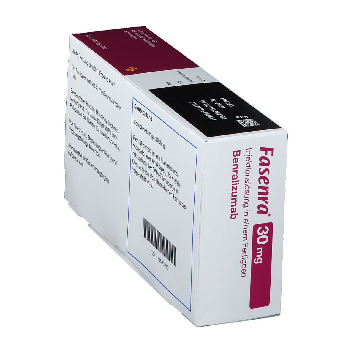 FASENRA 30 mg Injektionslösung in einem Fertigpen
