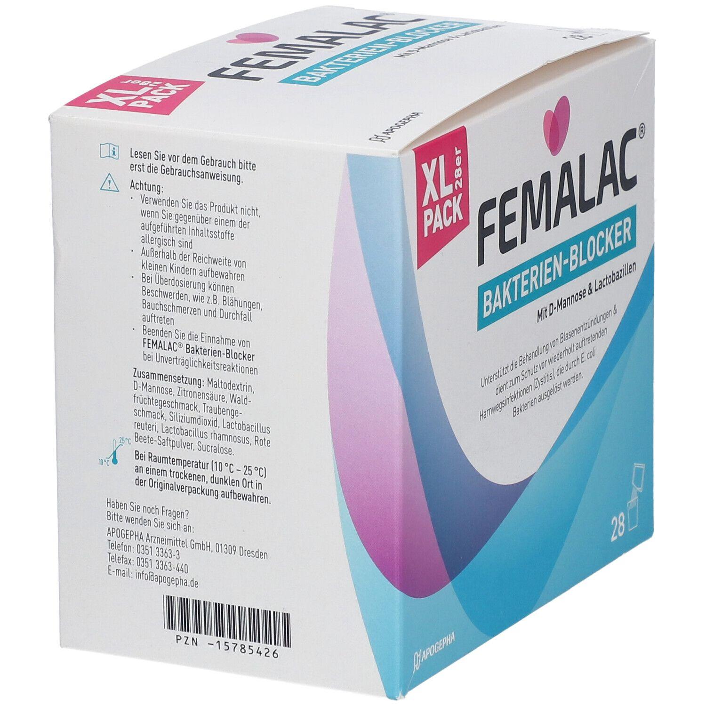 FEMALAC® Bakterien-Blocker