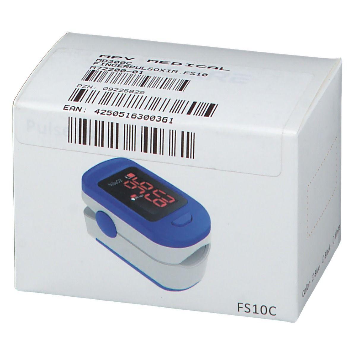 Fingerpulsoximeter MD 300C1