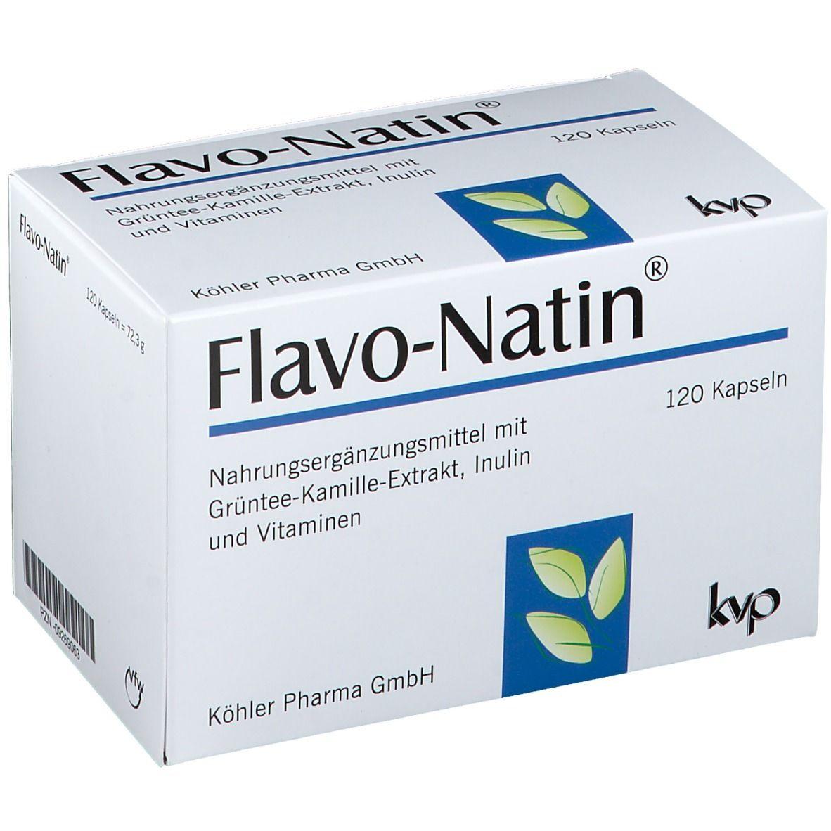 Flavo-Natin® Kapseln