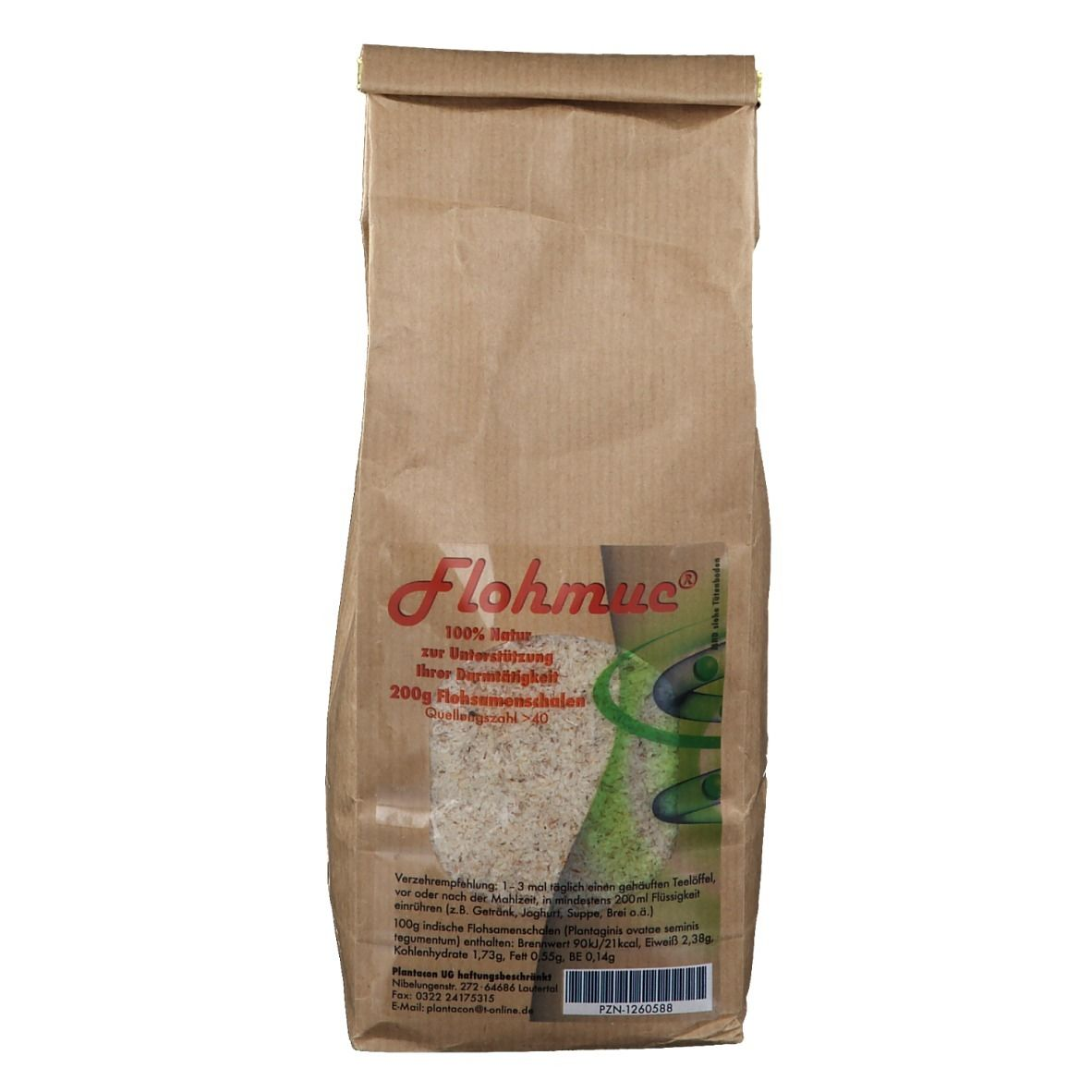 Flohmuc® Flohsamenschalen