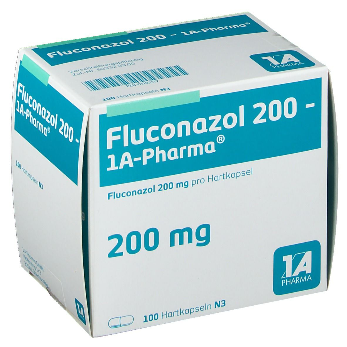Fluconazol 200 1a Pharma Kapseln