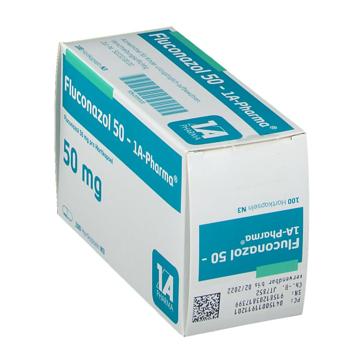 Fluconazol 50 1a Pharma Kapseln