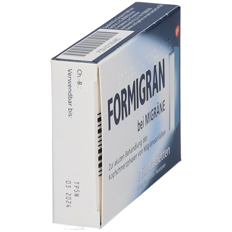 FORMIGRAN® bei Migräne