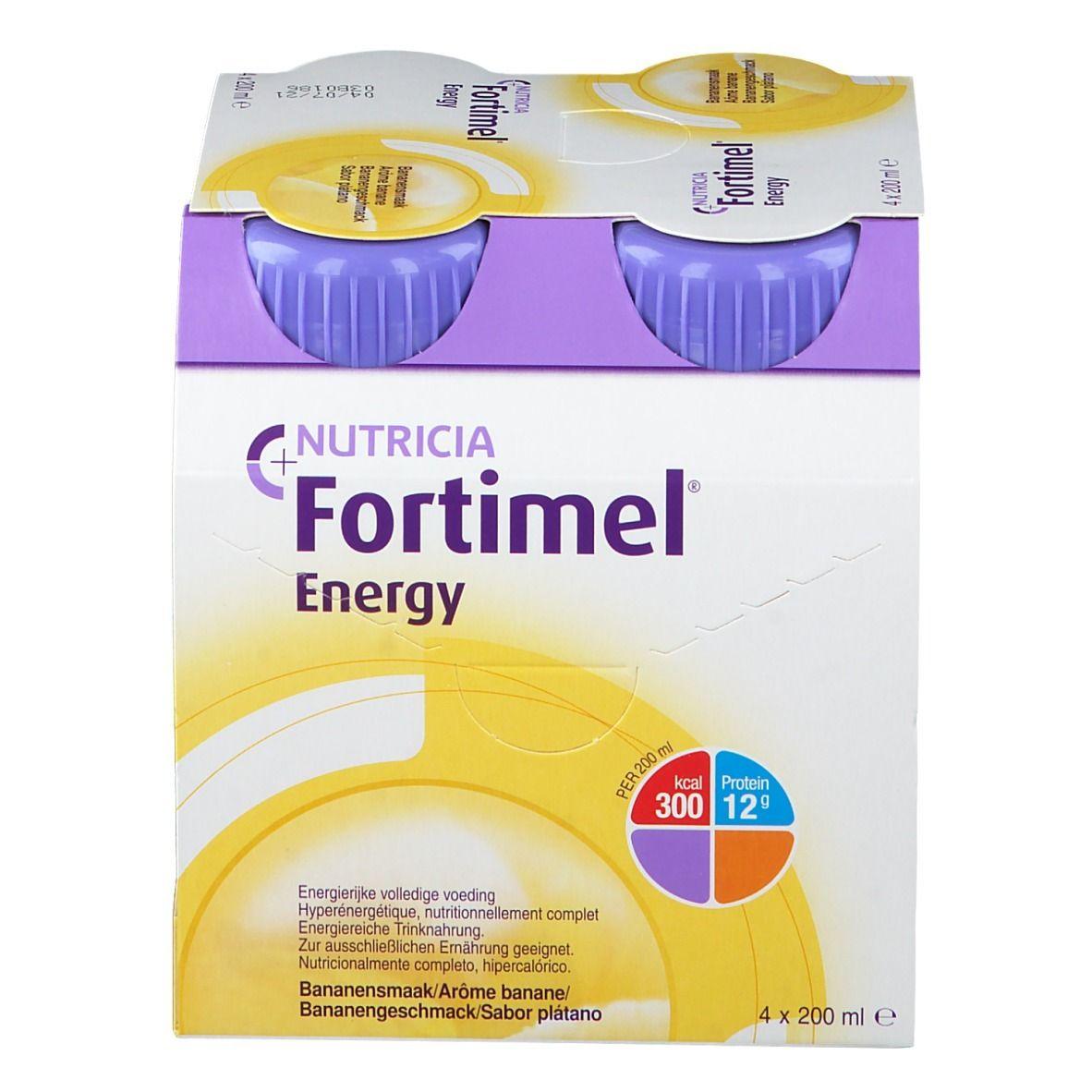 Fortimel Energy Banane