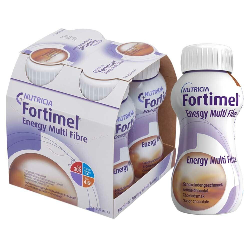 Fortimel Energy Multi Fibre Schokolade