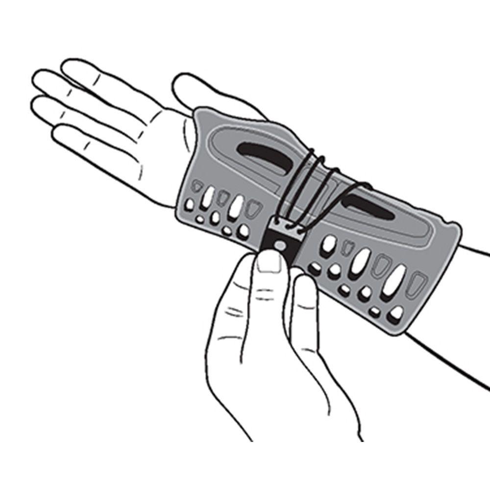 FUTURO® wasserfeste Handgelenkschiene rechts Gr. S-M