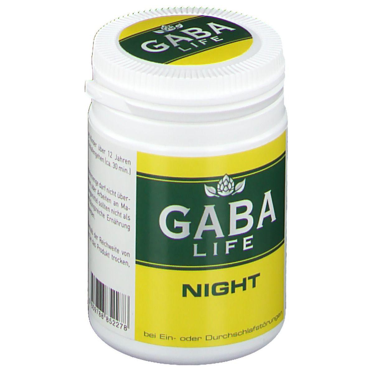 GABA LIFE Night
