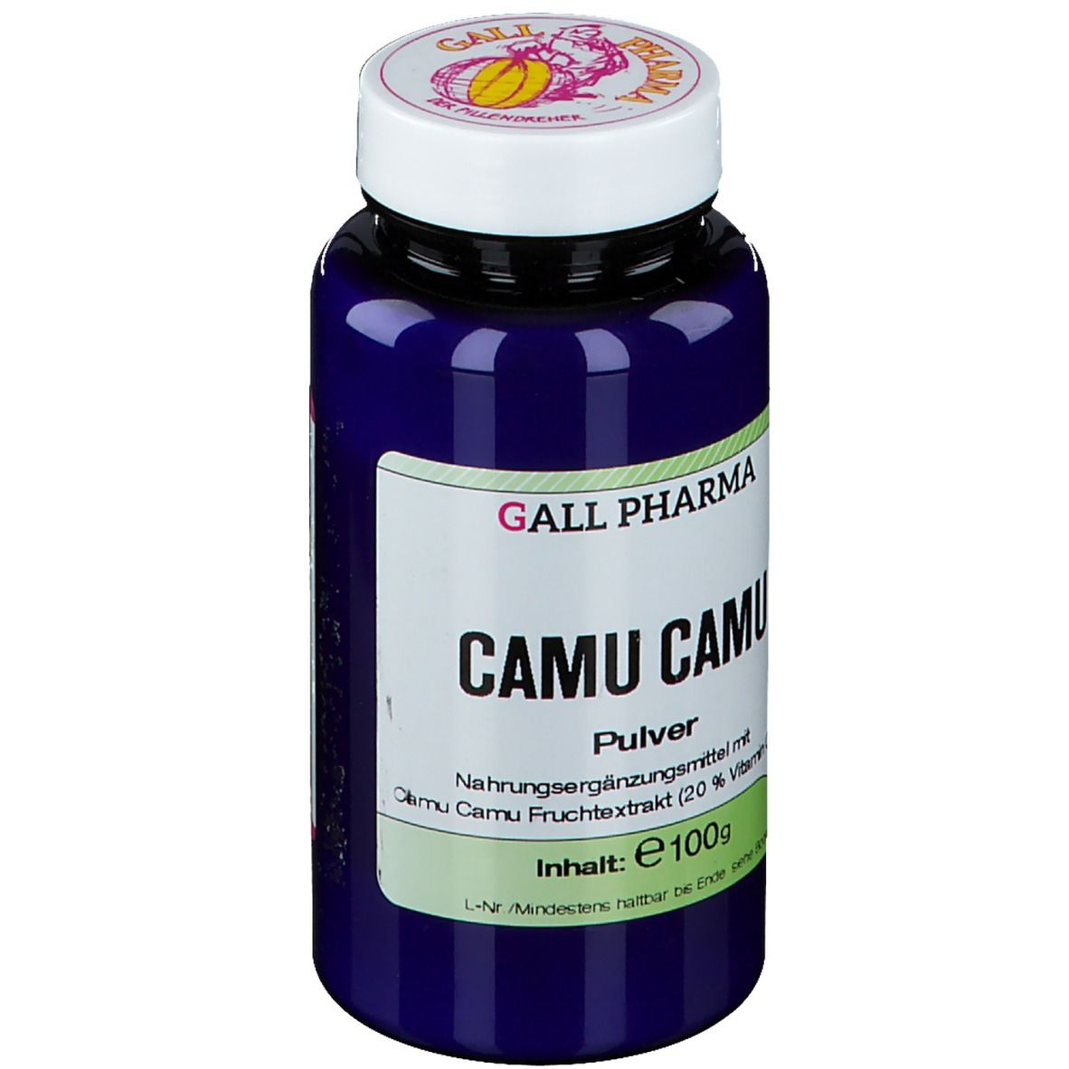 GALL PHARMA Camu Camu Pulver
