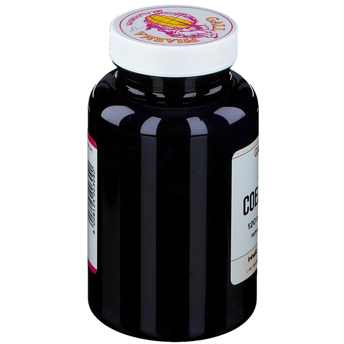 GALL PHARMA Coenzym Q-10 120 mg GPH