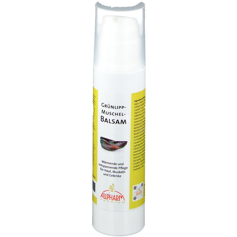 Grünlippmuschelkonzentrat Balsam