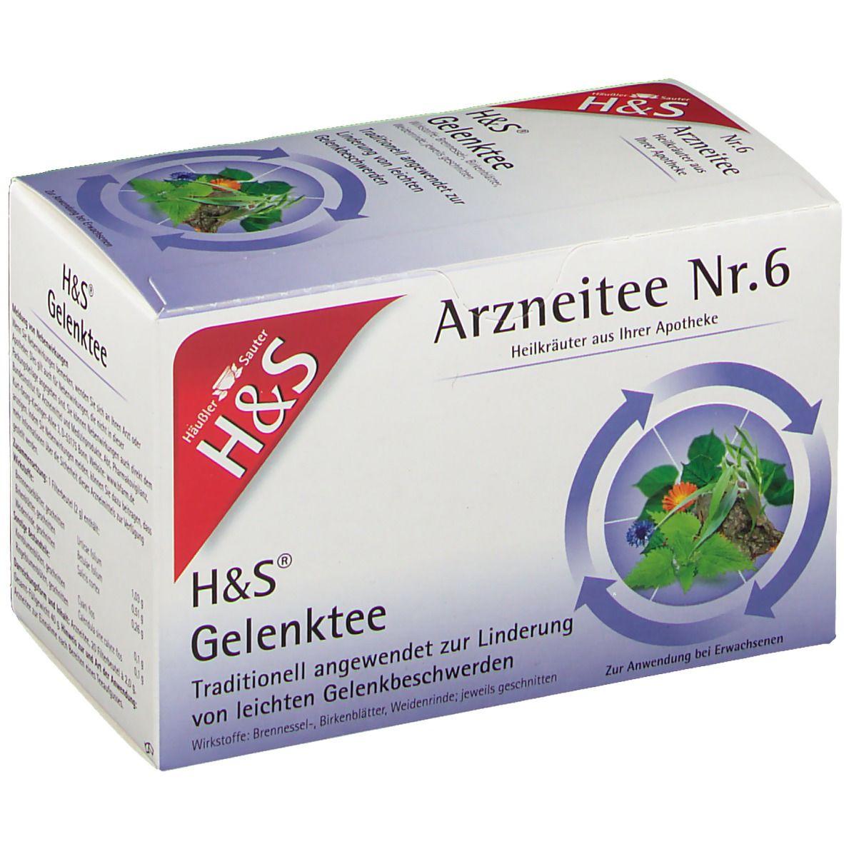 H&S Arzneitee Nr. 6
