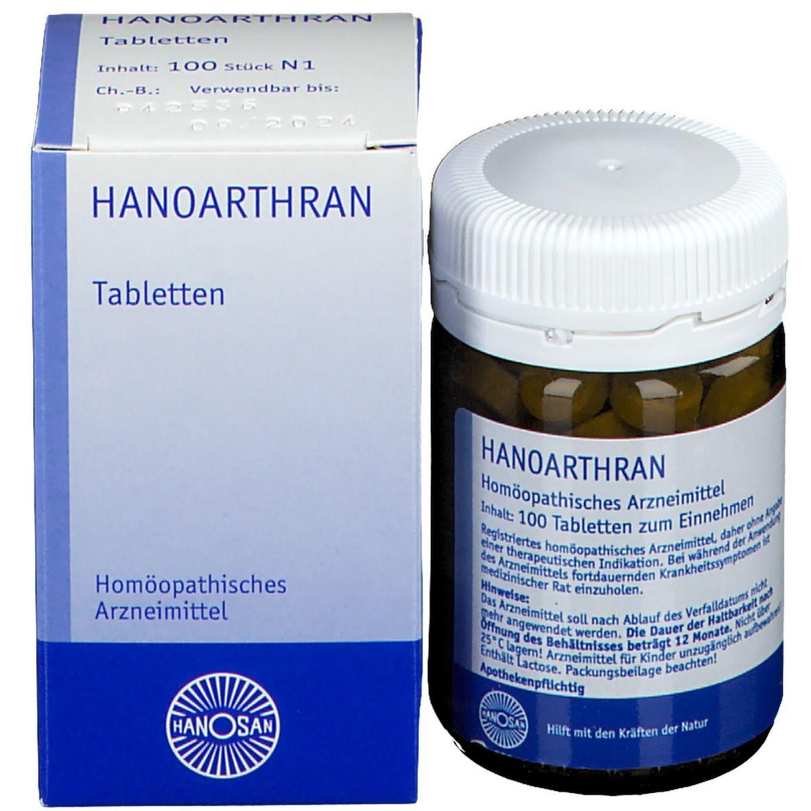 Hanoarthran