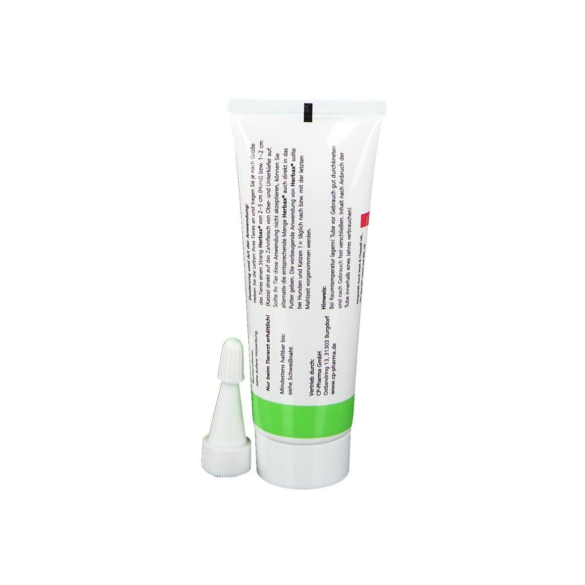 Herbax® Zahnpasta