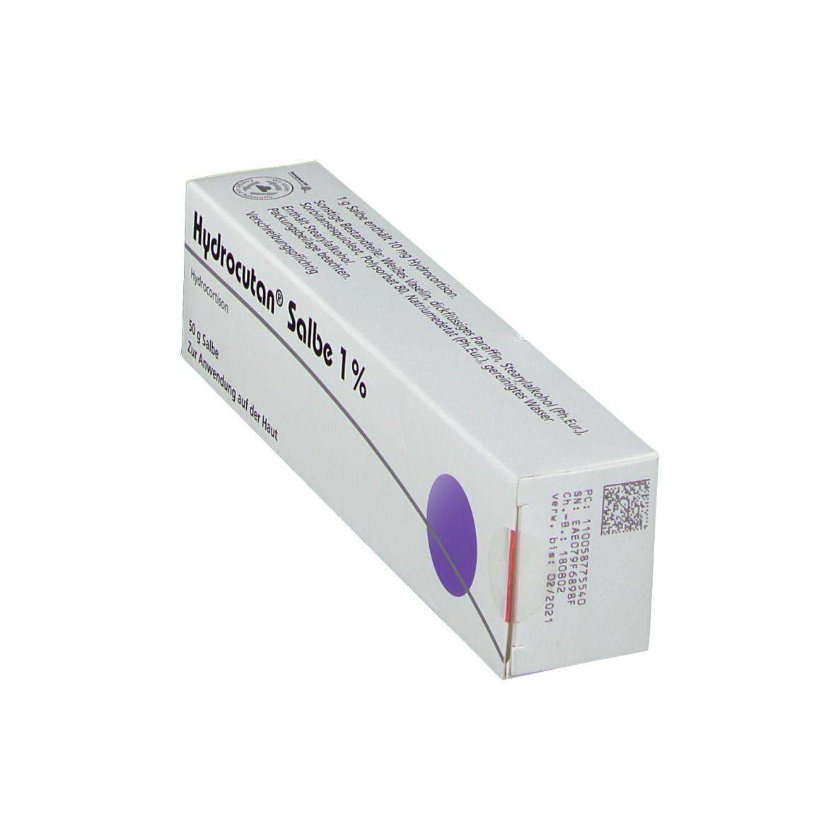 Hydrocutan Salbe 1%