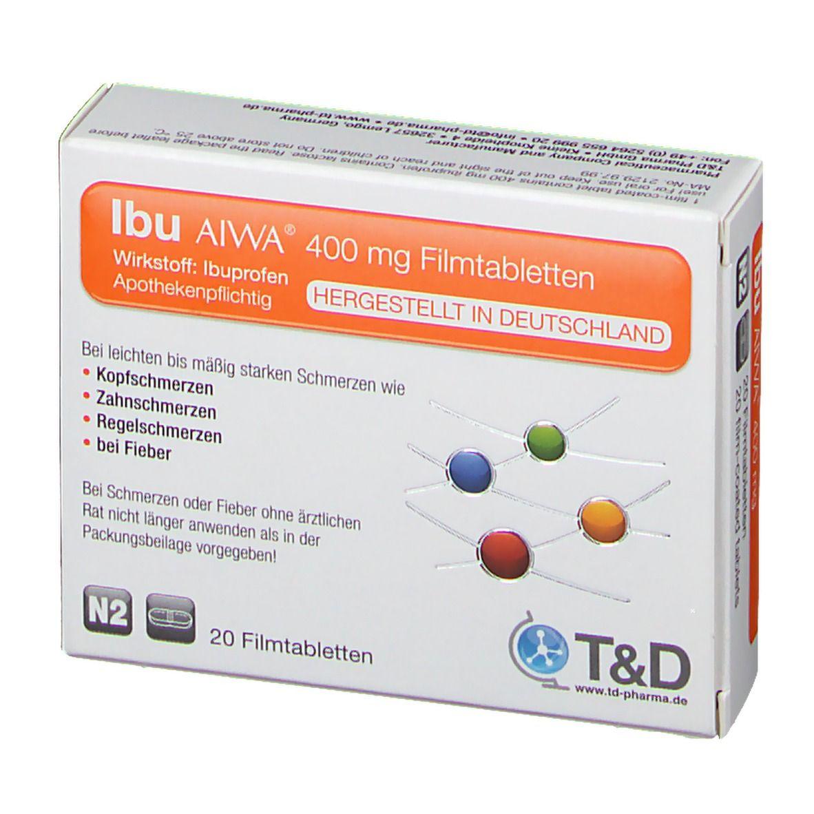 Ibu AIWA® 400 mg
