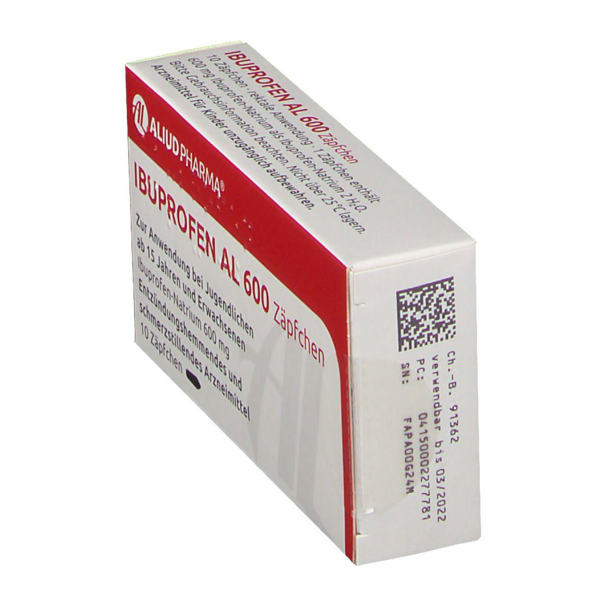 Ibuprofen 600 Und Pille
