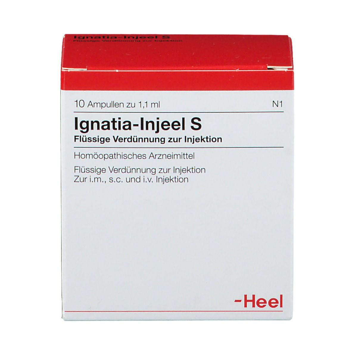 Ignatia-Injeel® S Ampullen