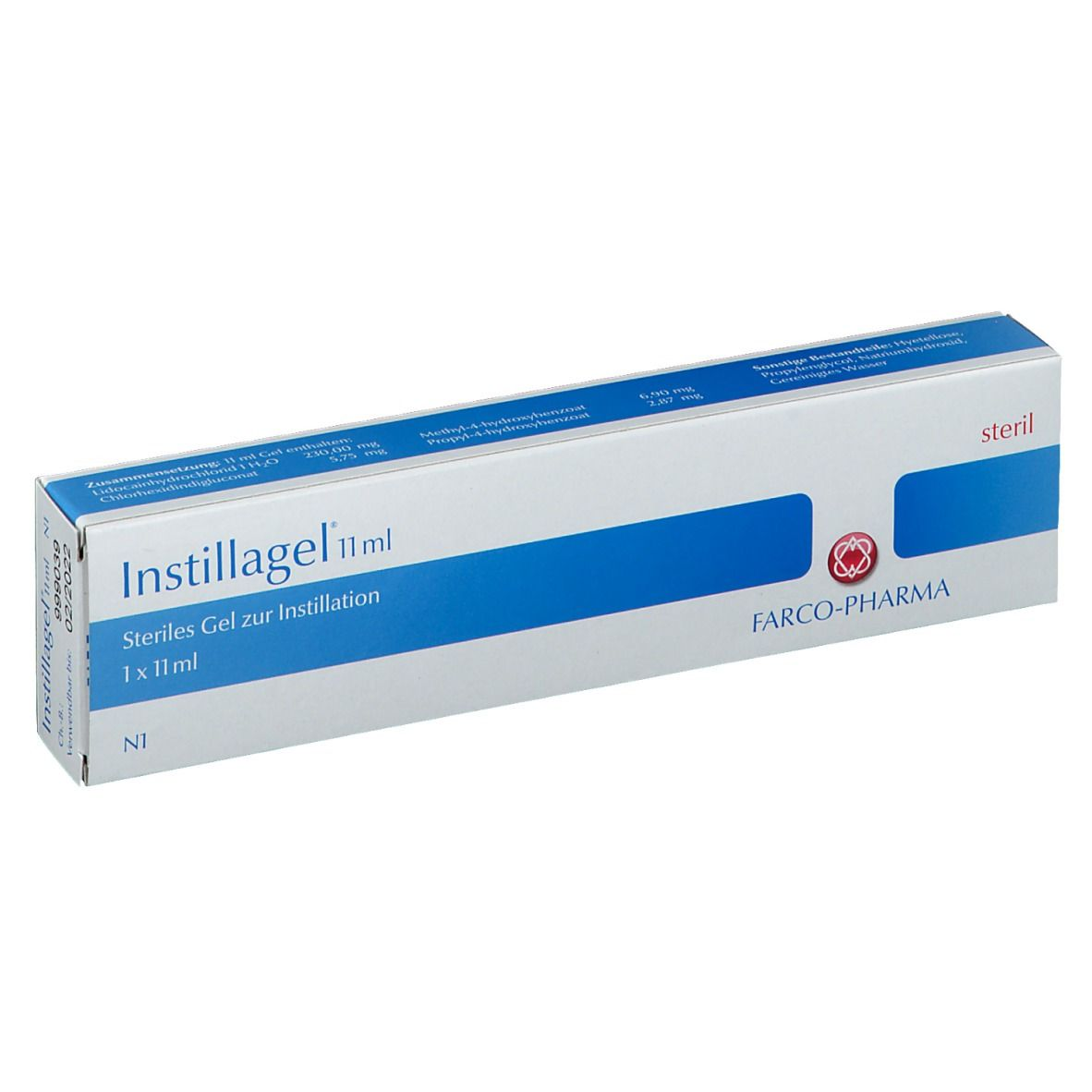 Instillagel® 11 ml
