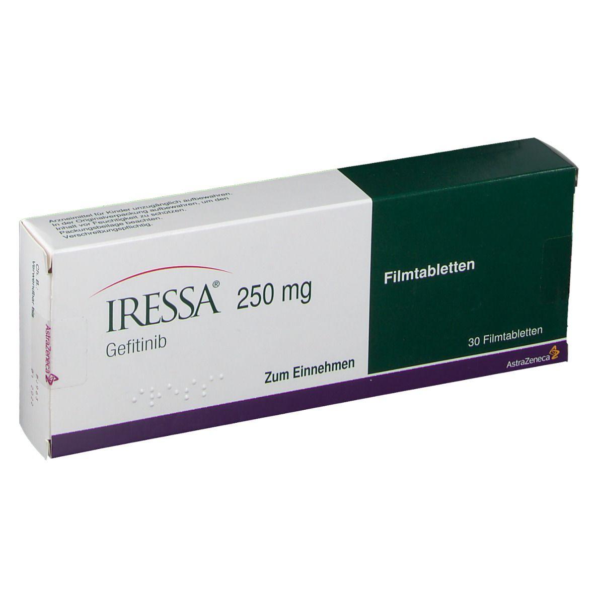 IRESSA 250 mg Filmtabletten