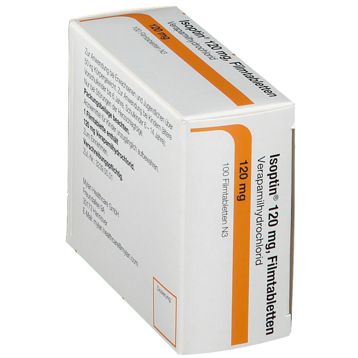 Isoptin 120 mg Filmtabletten