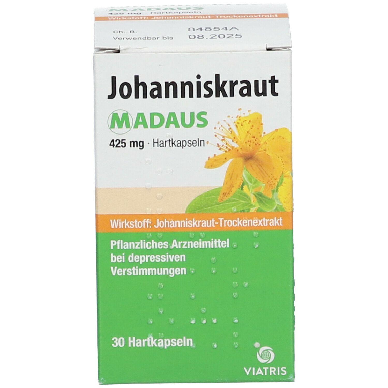 Johanniskraut Madaus