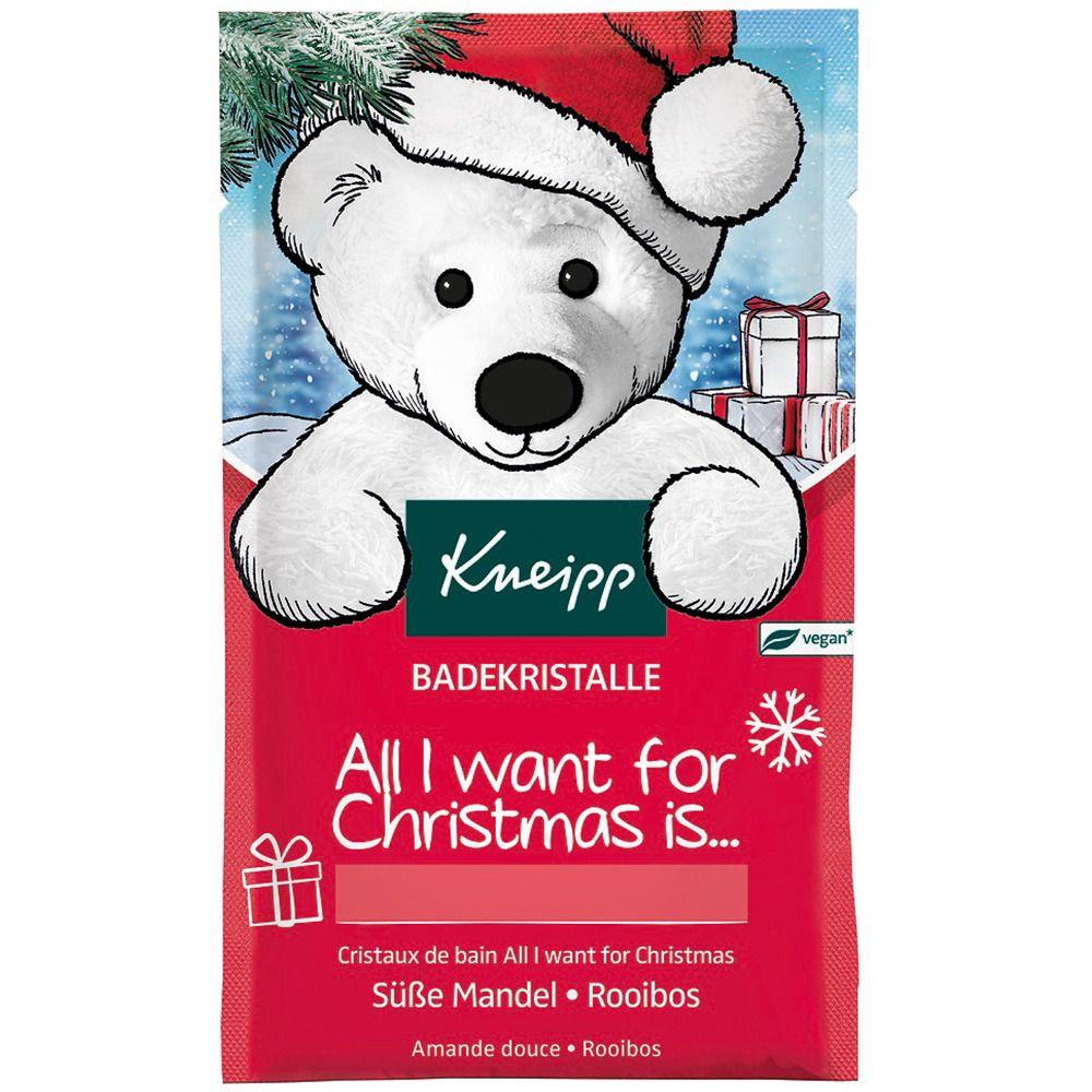 Kneipp® All I want for Christmas - Süße Mandel & Rooibos