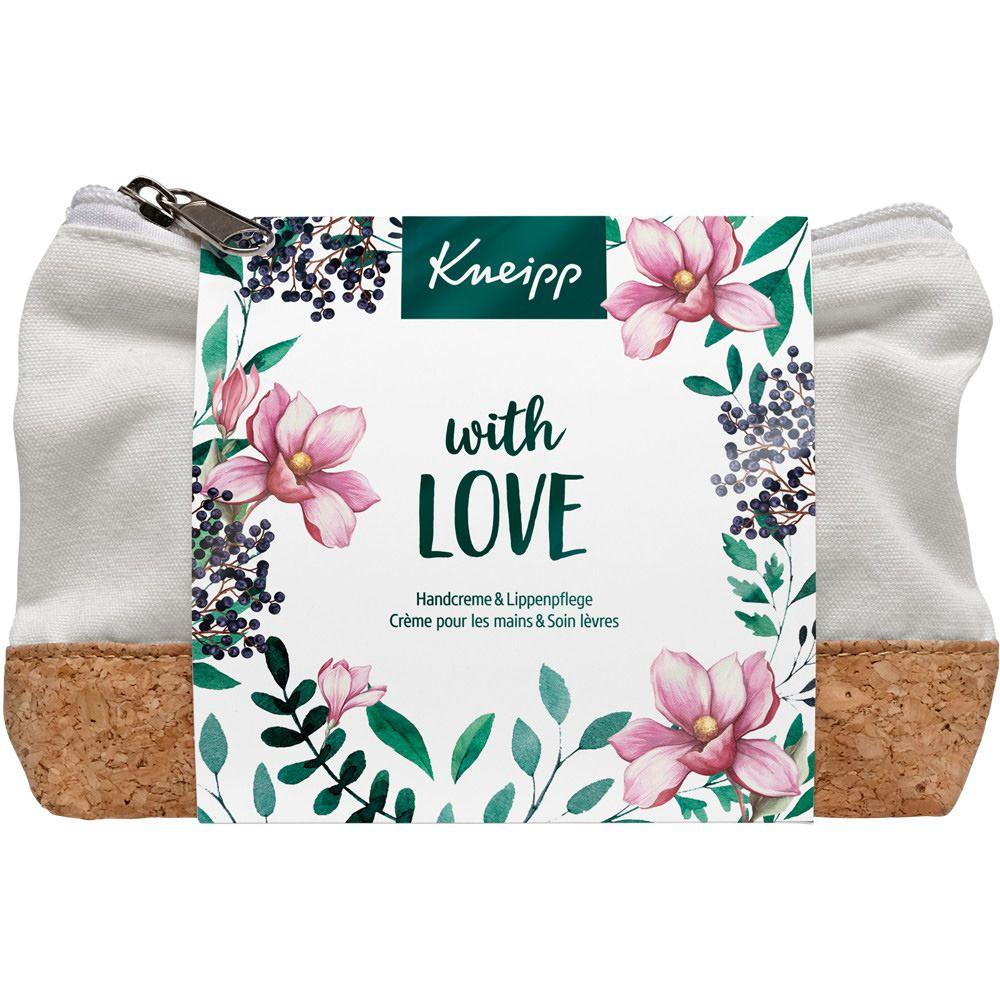 Kneipp® With Love Lippen- und Handcreme