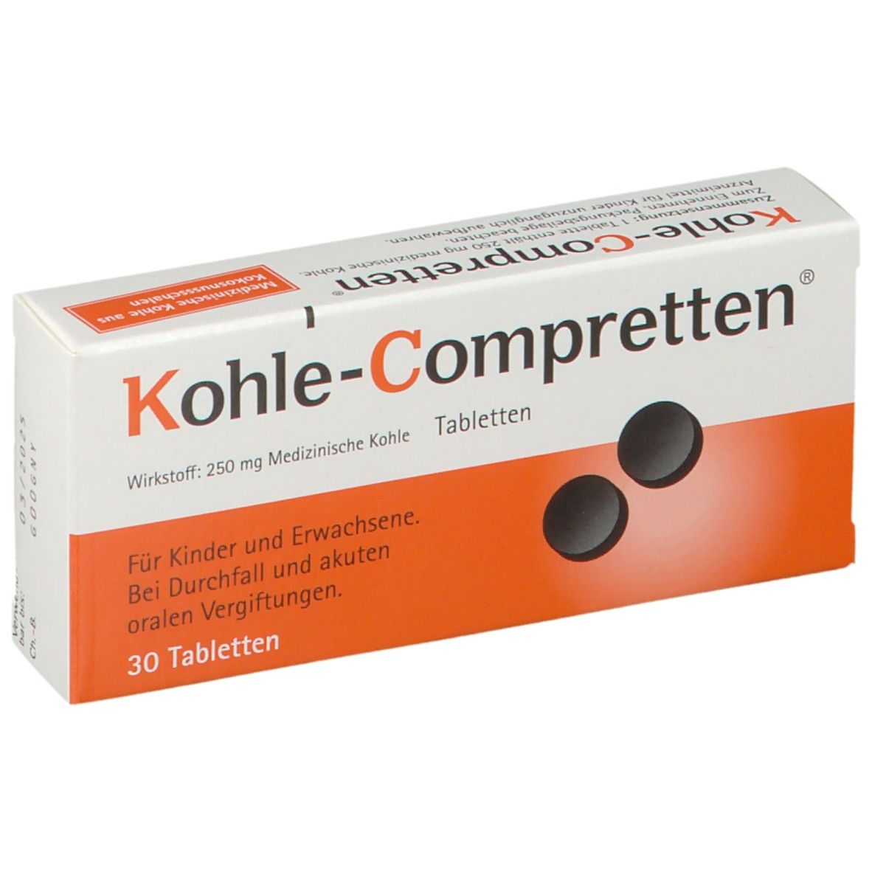 Kohle-Compretten®