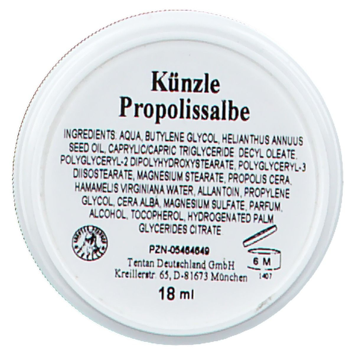 Künzle Propolissalbe