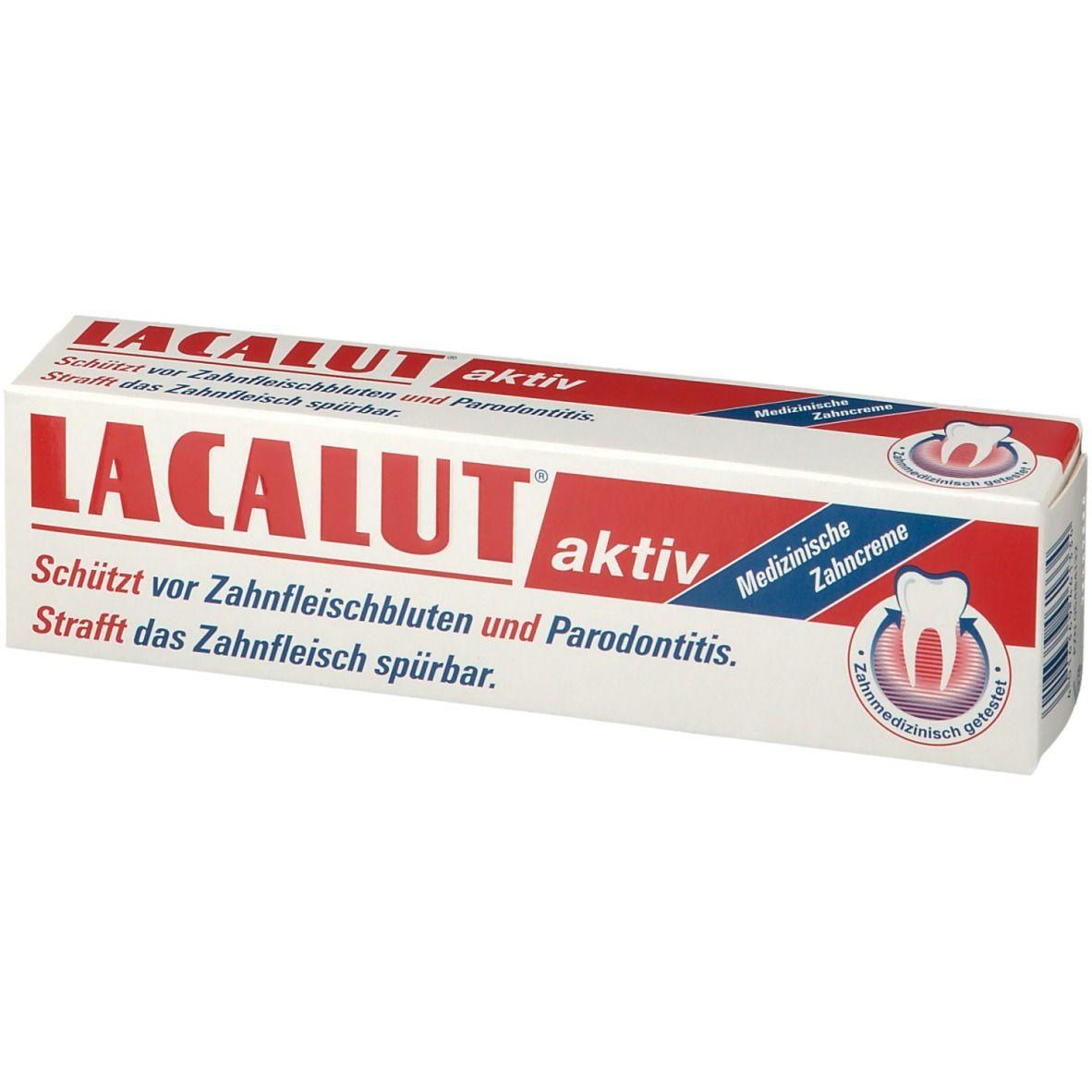 LACALUT aktiv Zahncreme