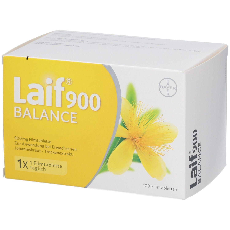 Laif® 900 Balance Filmtabletten 100 St - shop-apotheke.com