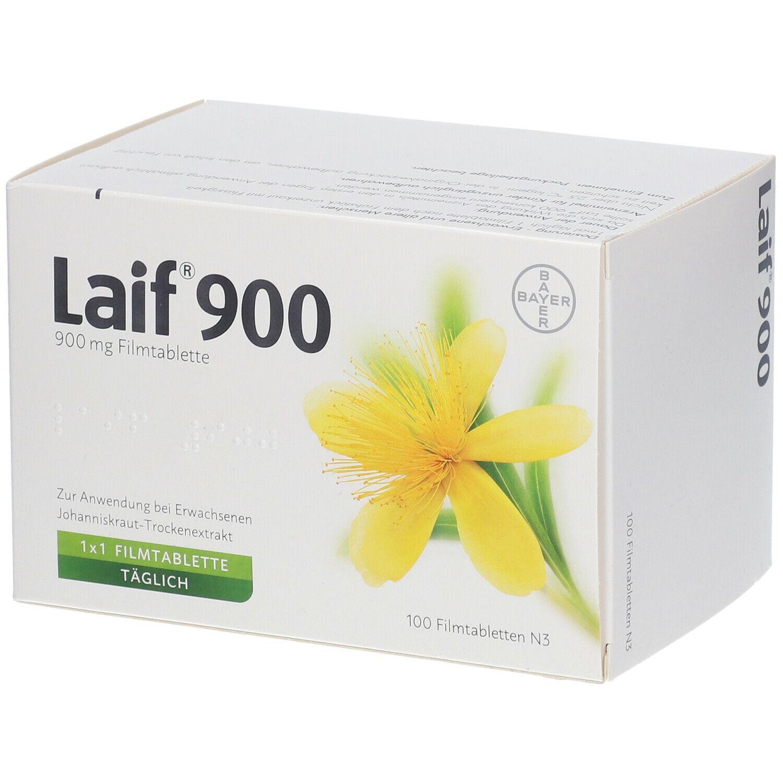 Laif® 900 Tabletten 100 St - shop-apotheke.com