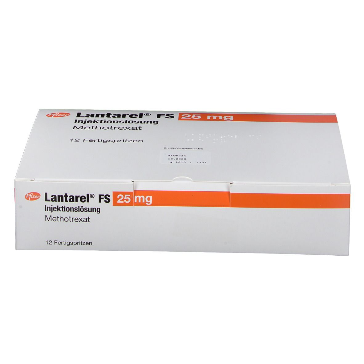 LANTAREL FS 25 mg 25 mg/ml