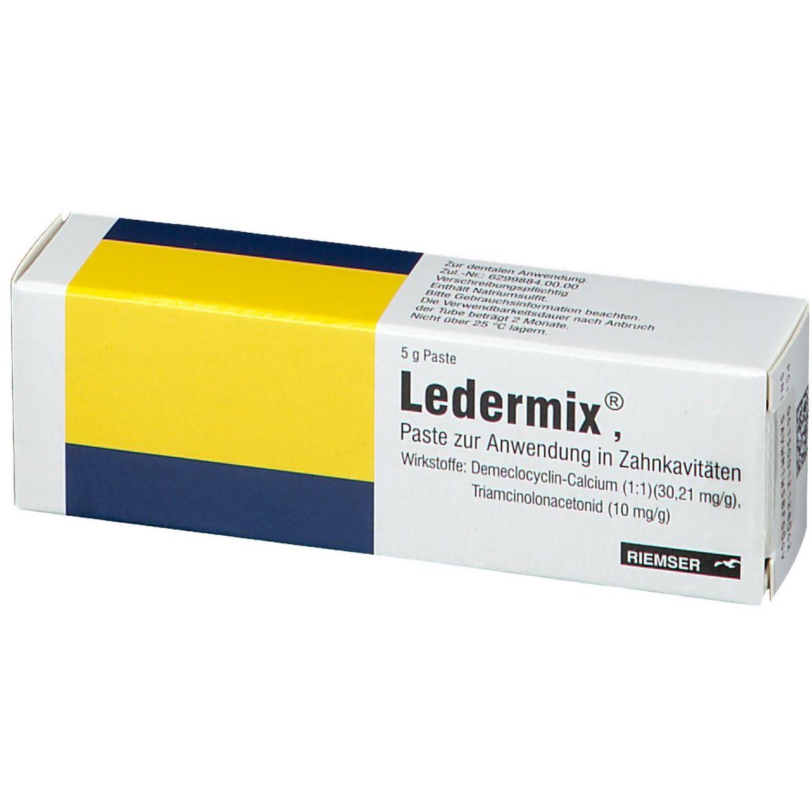 Ledermix Paste