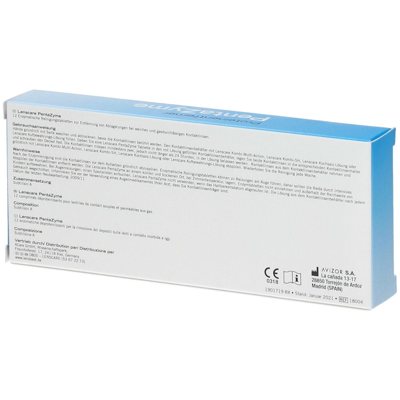Lenscare Pentazyme Proteinentferner