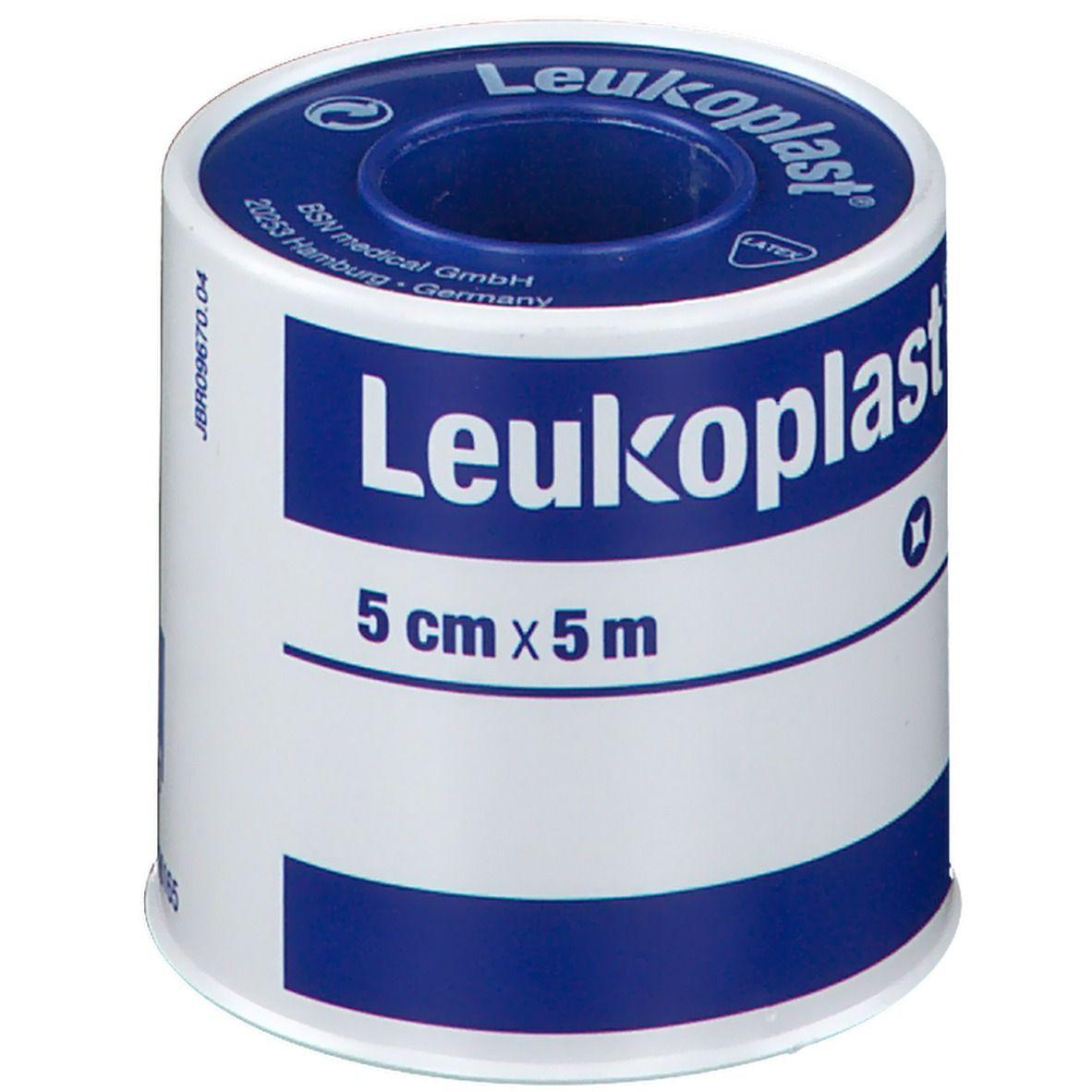 Leukoplast® wasserfest 5 cm x 5 m
