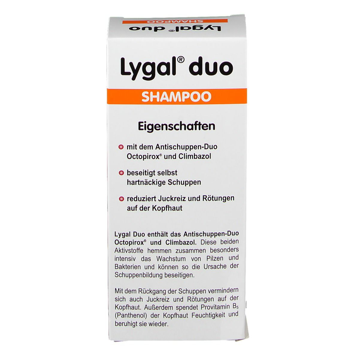 Lygal® duo SHAMPOO