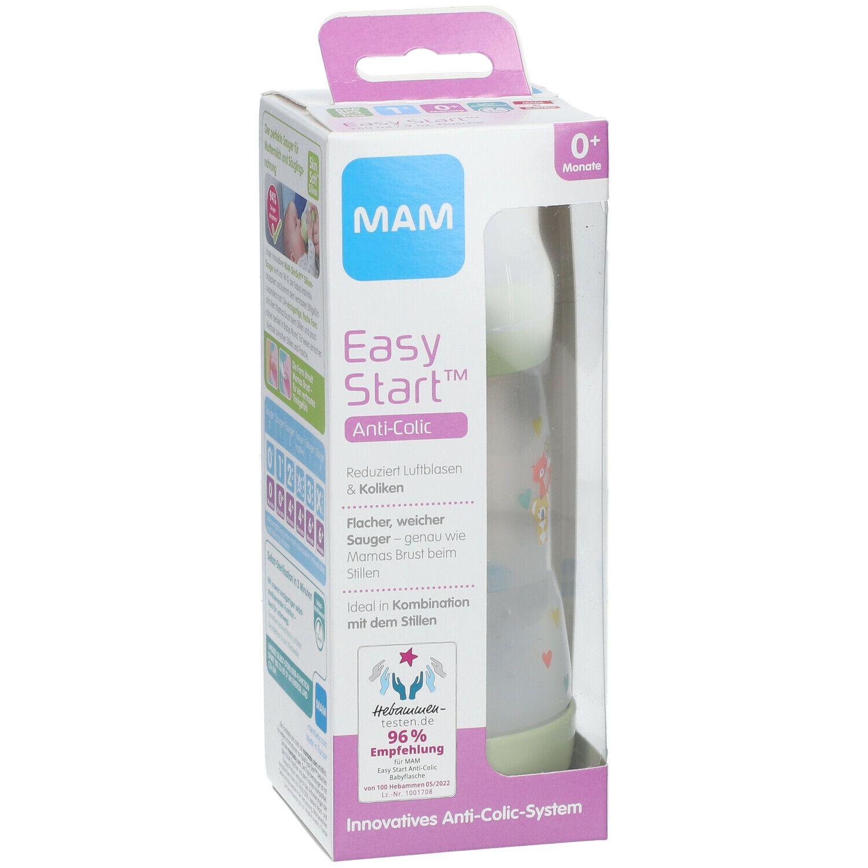 MAM Anti-Colic Flasche 260 ml mit Sauger