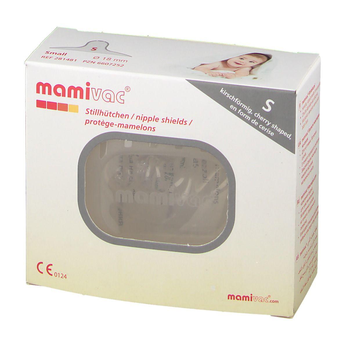 mamivac® Brusthütchen Klein