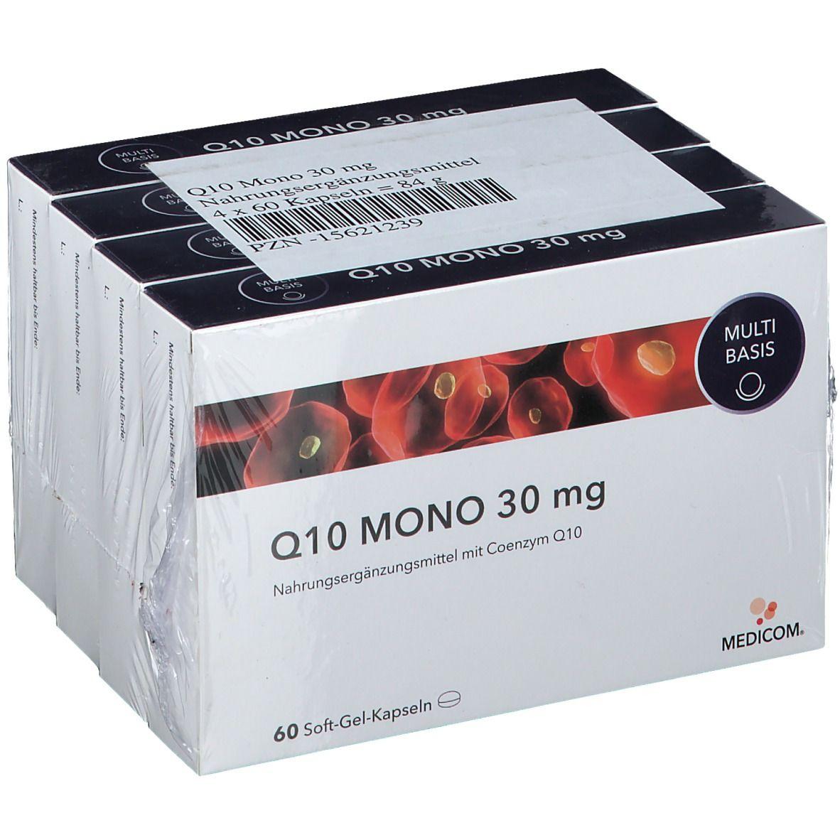 MEDICOM® Q10 MONO 30 mg