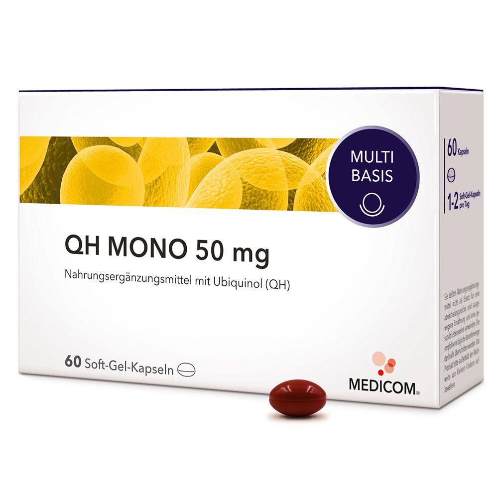 MEDICOM ® QH  MONO 50 mg