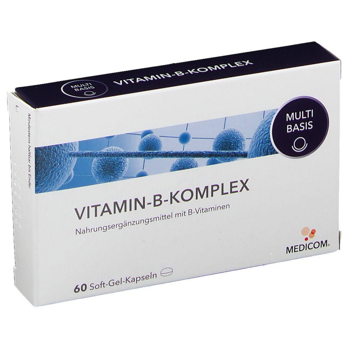 MEDICOM® Vitamin-B-Komplex
