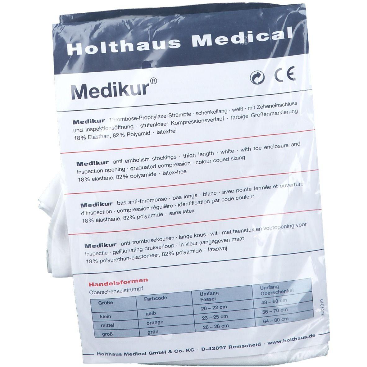 Medikur® Thrombose-Prophylaxe-Strumpf Gr. mittel