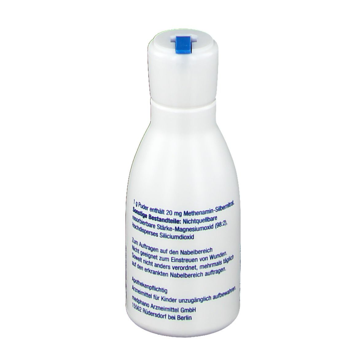 medphano® Silberpuder