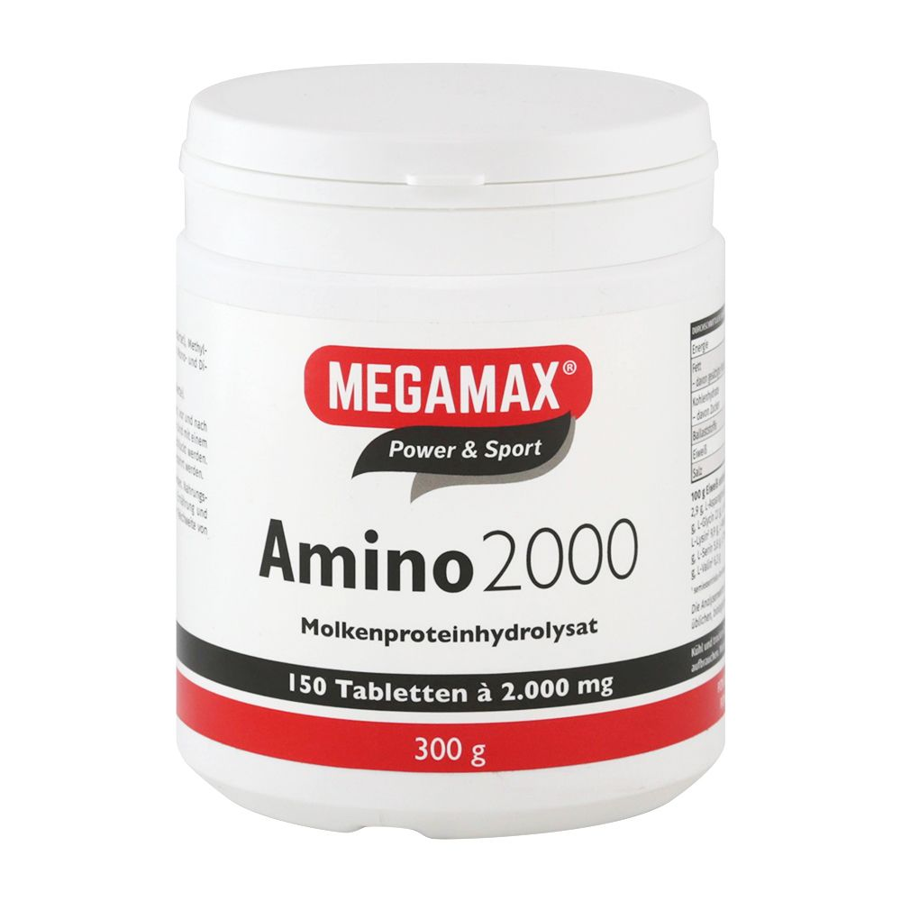 MEGAMAX® Amino 2.000